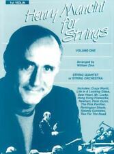 Mancini for Strings Volume 1 (Violin 1 Part) EL03597