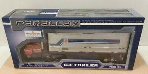 Transformers Classics Optimus Prime & FansProject TFX-02 Parallax G3 Trailer MIB