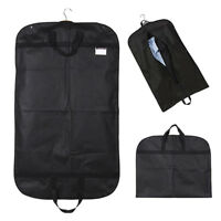 Suit DressCoat Garment Storage Travel Carrier Bag Covers Hanger Protect 100~60cm