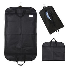 Suit Dress Coat Garment Storage Travel Carrier Bag Cover Hanger Protect 100-60cm
