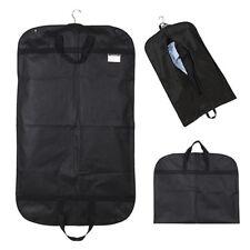 Suit Dress Coat Garment Storage Travel CarrierBag Cover Hanger Protect100-60cmJH