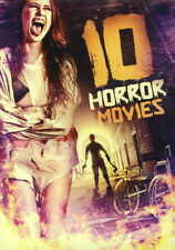 10 - MOVIE HORROR COLLECTION (WHEELCHAIR COVER) (DVD)
