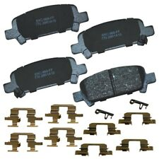 Disc Brake Pad Set-Stop Ceramic Brake Pad Rear Bendix SBC770