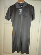 Viscose Patternless Tunic Dresses Size Petite for Women