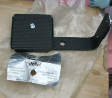 genuine rolleiflex Rollei TLR flash bracket 1/4 thread 301 040