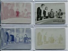 The Orville Season 1 Archive Exclusive Printing Plate Set Base Card #4