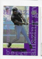 1997 UD  Baseball Card #AG30 Albert Belle 1 of 2000  Amazing Greats  MINT