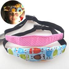 Soft Baby Car Seat Fastening Safty Belt Head Support Stroller Sleep Safety Strap