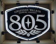 "New Firestone Walker 805 Brewing Beer Logo Neon Light Sign 24""x20"""
