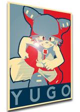 Poster Propaganda - MA0261 Wakfu - Yugo