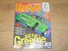 April Monthly Cars, 1990s Transportation Magazines