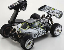 Kyosho Inferno MP9 tki1 Negro Blanco ReadySet EP KT 30874t1