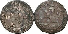 RDR Böhmen Joachimstal Raitpfennig Rechenpfennig 1589 Rudolph II. #X297