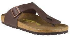 Sandali e scarpe Birkenstock marrone per il mare da uomo