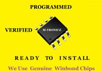 READY TO INSTALL EEPROM FOR LG 50PN4500-UA   BUSYLJR  MAIN BOARD#   EBT62394289