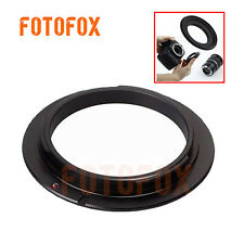 EOS 52mm Macro Reverse Adapter Ring Close Up for Canon EOS EF/EF-S mount