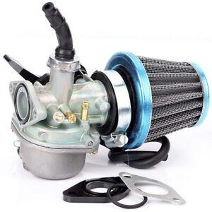 Set carburatore PZ19 Carb per 50 70 90 110cc ATV Quad 4 ruote X7H8