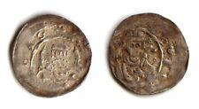 (31,38)   Würzburg  Pfennig / Denar   Otto von Lobdeburg  1207 - 23