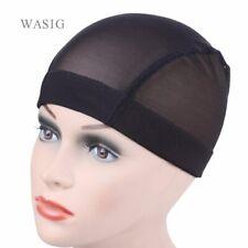 2 Pcs/lot Dome Wig Cap Stretchable Weaving Cap Elastic Nylon Breathable Mesh Net