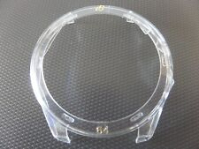 Genuine BREITLING Wrist Watch Clear Plastic Bezel Protector Cover B-#64