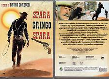 SPARA GRINGO SPARA - DVD (NUOVO SIGILLATO) BRUNO CORBUCCI