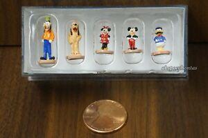 Disney Olszewski Main Street USA ~~FAB FIVE CHARACTER PACK~~ Never Displayed