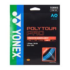 YONEX Poly Tour Pro 1.25mm 12m 16 Gauge Tennis String Reel Blue PTGP-125