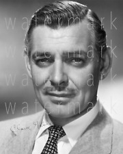 Clark Gable signed photo 8X10 poster picture autograph RP