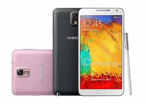 Android Samsung Galaxy Note 3 III N9005 3G&4G GSM 5.7 in SM-N9005 Quad-core 13MP