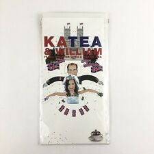 KaTea & William Royal Wedding Greeting Card 2011 German Donkey Products Sealed