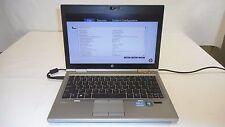 HP EliteBook 2560p 12.5 in  LED Notebook - Intel - Core i5 2.60GHz