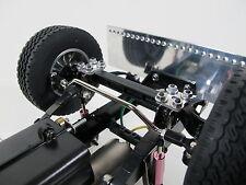 Custom made Angle Steering Rod Pole for Tamiya RC 1/14 Semi King Grand Hauler