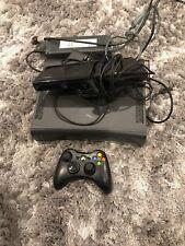 Microsoft Xbox 360 Elite 120GB Black Gaming Console W Kinect