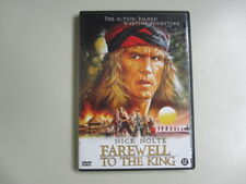 FAREWELL TO THE KING - DVD
