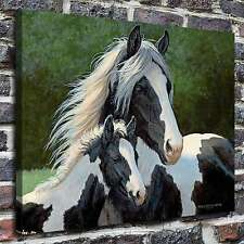 Gypsy horse Paintings HD Print on Canvas Home Decor Wall Art Pictures posters