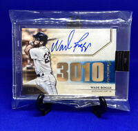 2020 Topps Luminaries Hit Kings Auto Wade Boggs 4/5 HK-WB