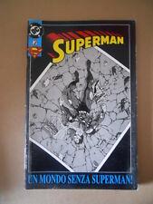 Superman n°1 1993 Dc Play press    [G734C] BUONO