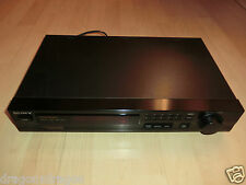 Sony FM STEREO/FM-AM TUNER st-s211, made in Japan, 2 ANNI GARANZIA