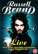 Excellent - Russell Brand: Live [DVD], DVD, ,