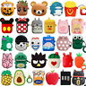 3D Case Cute Fruit Cartoon Airpods Shockproof Earphone Cover For AirPods 1 2
