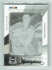 10-11 UD Upper Deck The Cup  Marco Scandella  1/1  Printing Plate  Rookie SABRES