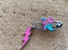 London 2012 PARALYMPICS Safety Pin  Pin Badge