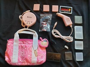 Nintendo DS Lite Travel Purse with lots of accessories