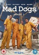 Mad Dogs Season 3 Region 4 DVD The Complete Third Series Three
