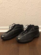 Vintage Adidas The Kobe 1 Original Graphite Gray Black Sz 12 2000 Men Basketball