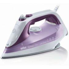 Braun Domestic Home SI 7066 TexStyle 7 Pro Violett Dampfbügeleisen 2.600 Watt