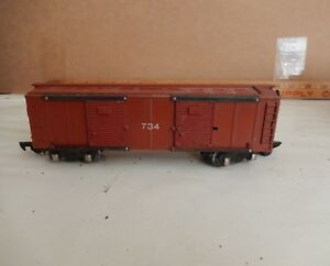 American Flyer Box Car #734 (S Gauge)