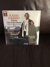 vinyl records-Placido Domingo - Vienna , City Of My Dreams - Sealed.