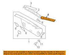 Scion TOYOTA OEM tC Liftgate Tailgate Hatch-Side Trim Panel Left 6793821020B0