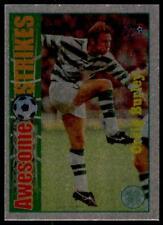 Futera Celtic Fans' Selection 1997-1998 (Chrome) Craig Burley #56